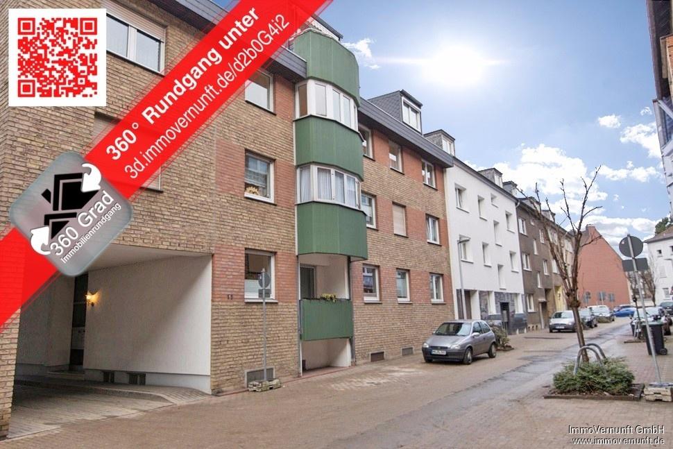 Zentral gelegene 3 Zimmer Etagenwohnung mit 82 m² 45468 Mülheim an der Ruhr, Etagenwohnung