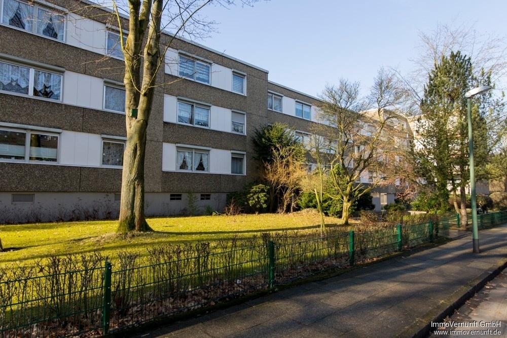 Ruhige 3 Zimmerwohnung mit 78 m² in Essen-Katernberg 45327 Essen / Katernberg (Stadtbezirke VI), Etagenwohnung