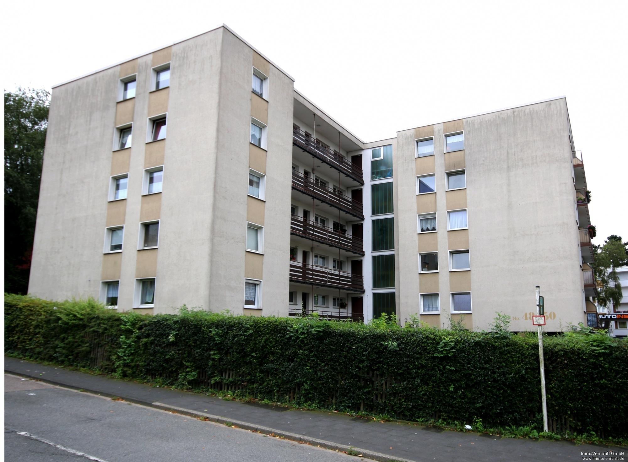 2 Zimmer Wohnung in Mülheim  auf 68 m² 45473 Mülheim an der Ruhr, Etagenwohnung