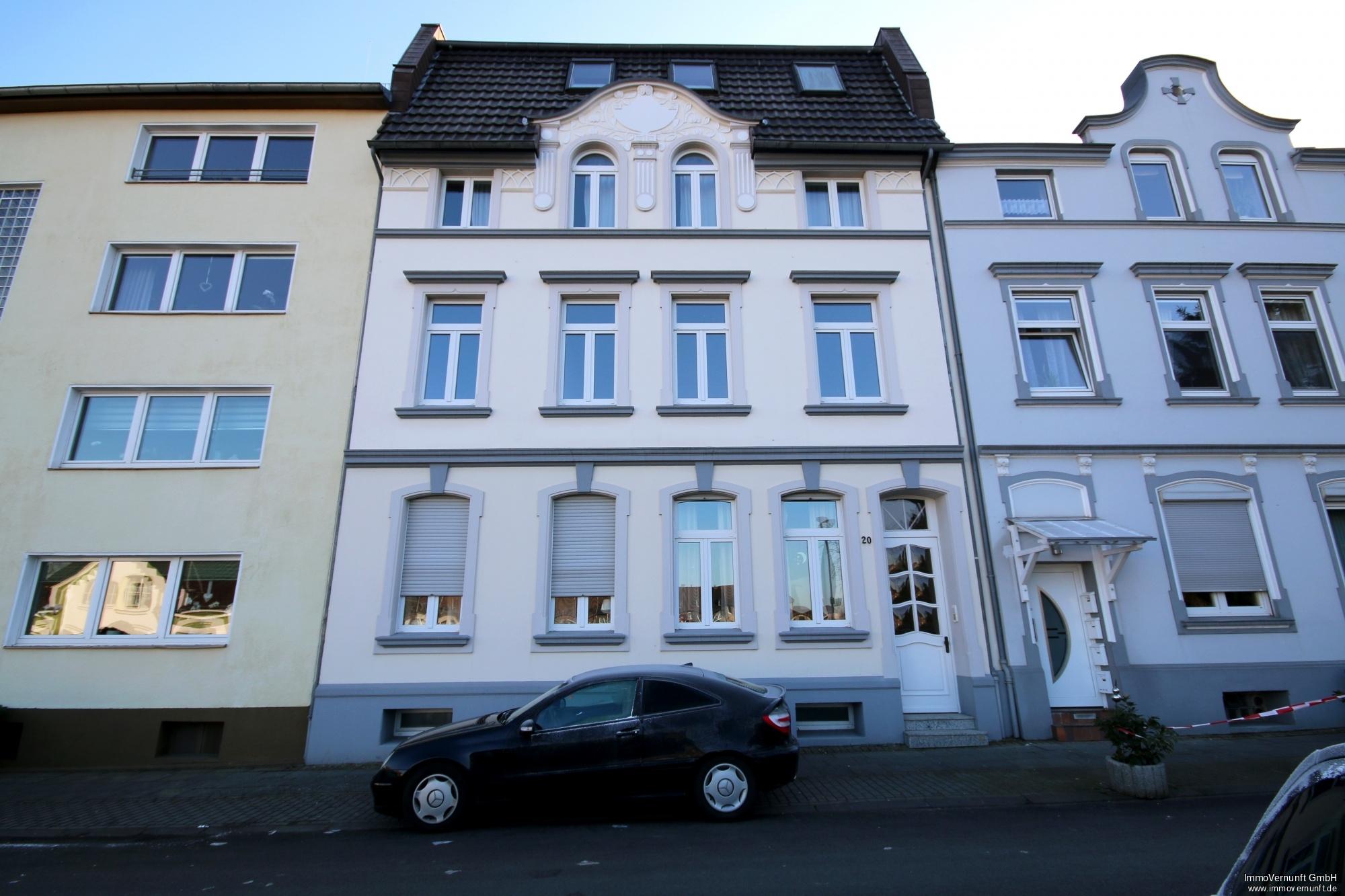 Renovierte 75m² Wohnung in Mülheim Stadtmitte 45468 Mülheim an der Ruhr, Etagenwohnung