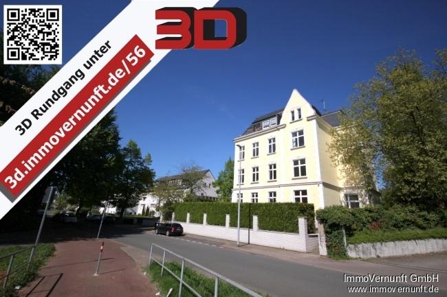 Schon von außen erkennen Sie, hier erwartet Sie ungewöhnliches! 47269 Duisburg / Großenbaum (Duisburg Süd), Etagenwohnung