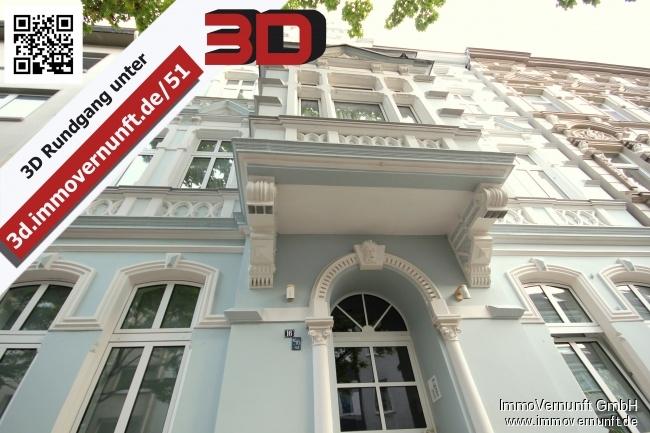 Mittendrin statt nur dabei auf 125 m² 45127 Essen (Stadtbezirke I), Etagenwohnung