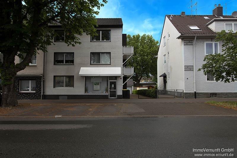 Schöne Mietwohnung in Mülheim Broich 45479 Mülheim an der Ruhr / Schloß Broich, Etagenwohnung